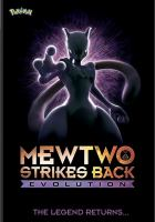 Pokemon. Mewtwo strikes back, Evolution Book cover