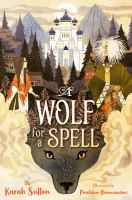 A wolf for a spell Book cover