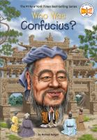Who was Confucius? Book cover