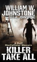 Killer take all Book cover