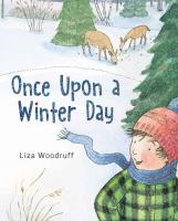 Once upon a winter day  Cover Image