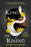 King of the rising Book cover