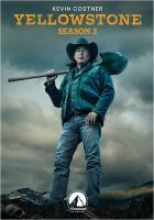 Yellowstone. Season three Book cover