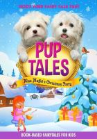 Pup tales. Miss Muffet's Christmas party Book cover
