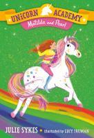 Matilda and Pearl Book cover