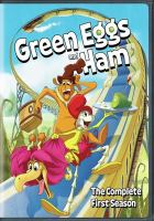 Green eggs and ham. The complete first season. Cover Image