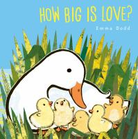 How big is love? Book cover