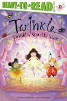 Twinkle, twinkle, sparkly star Book cover