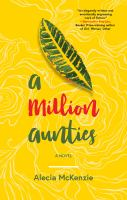 A million aunties : a novel Book cover