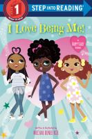 I love being me!  Cover Image