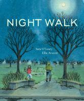 Night walk Book cover