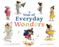 A year of everyday wonders  Cover Image