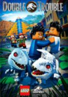 LEGO Jurassic world. Double trouble Book cover