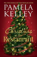 Christmas at the restaurant Book cover