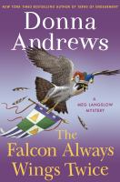 The falcon always wings twice Book cover