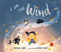 I am the wind Book cover