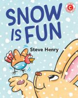 Snow is fun Book cover
