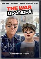 The war with Grandpa  Cover Image