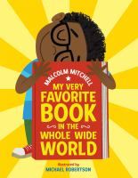 My very favorite book in the whole wide world  Cover Image