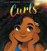 Curls Book cover