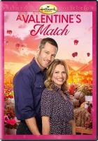 A Valentine's match Book cover