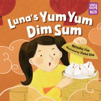 Luna's yum yum dim sum Book cover