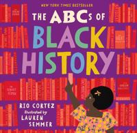 The ABCs of Black history Book cover