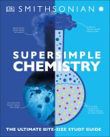 Supersimple chemistry : the ultimate bite-size study guide Book cover