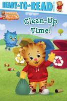 Clean-up time!  Cover Image