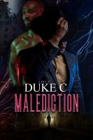 Malediction Book cover