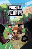 The Minecraft-inspired misadventures of Frigiel and Fluffy. Vol. 1 Book cover