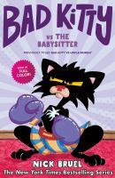 Bad Kitty vs the babysitter  Cover Image