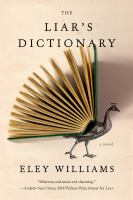 The liar's dictionary : a novel Book cover
