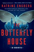 The butterfly house Book cover