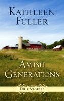 Amish generations : four stories Book cover