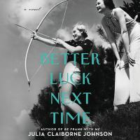 Better luck next time  Cover Image