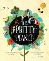 This pretty planet Book cover