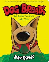 Dog breath : the horrible trouble with Hally Tosis Book cover