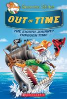 Out of time : the eighth journey through time Book cover