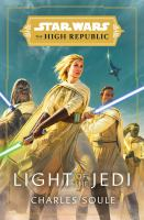 Light of the Jedi Book cover