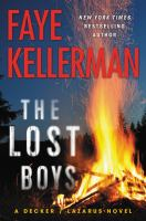 The lost boys  Cover Image