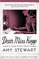 Dear Miss Kopp  Cover Image