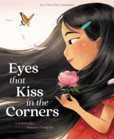 Eyes that kiss in the corners Book cover