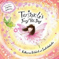 Twinkle's fairy pet day Book cover
