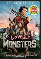 Love and monsters  Cover Image