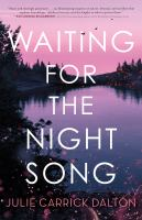 Waiting for the night song Book cover
