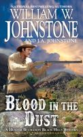 Blood in the dust Book cover