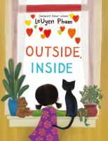 Outside, inside Book cover
