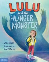 Lulu and the hunger monster Book cover