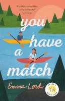 You have a match Book cover
